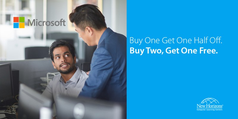 Buy Microsoft Technical Classes for Lower Prices